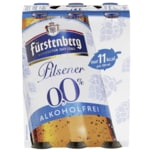 Fürstenberg Pilsener alkoholfrei 6x0,33l