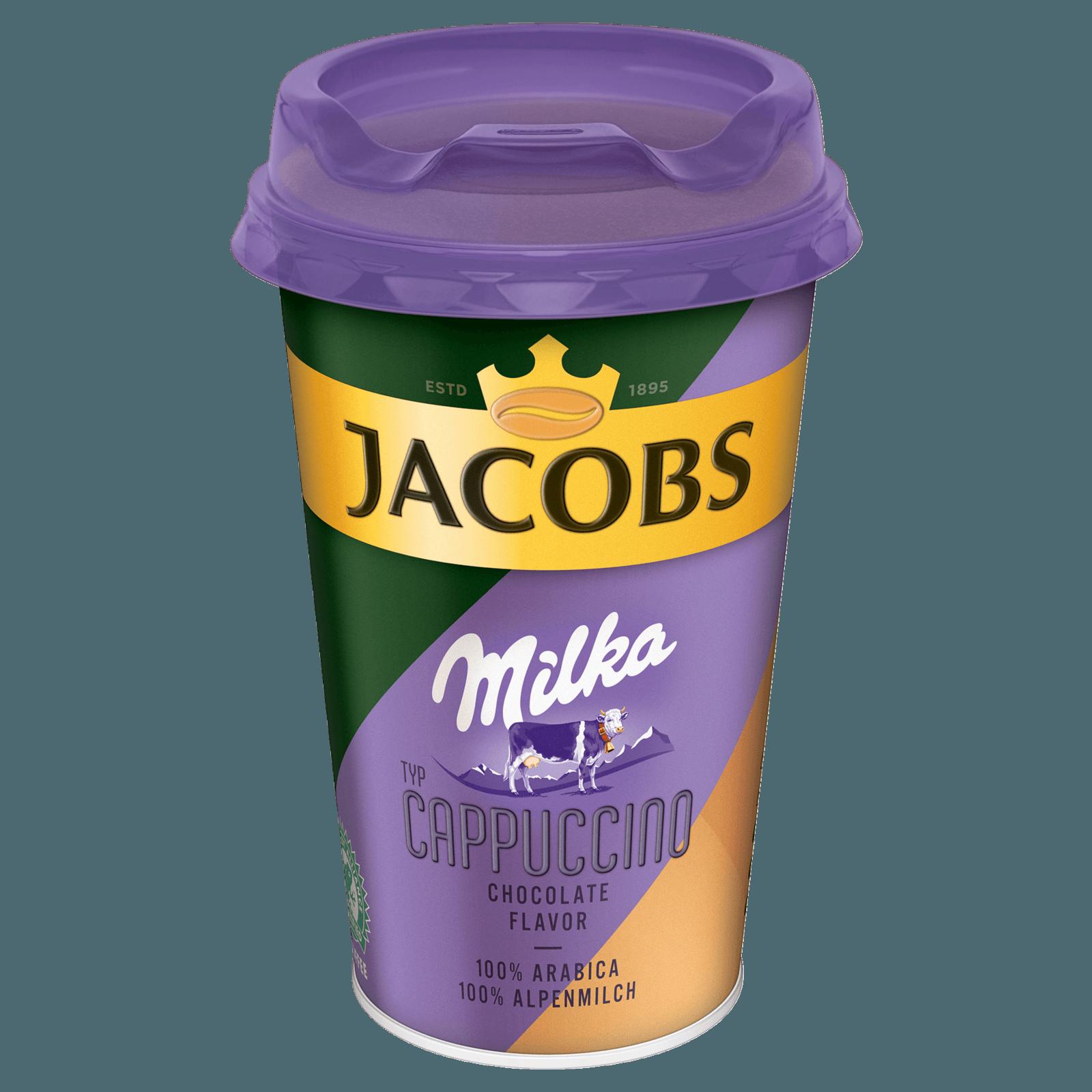 Jacobs Milka Typ Cappuccino 230ml