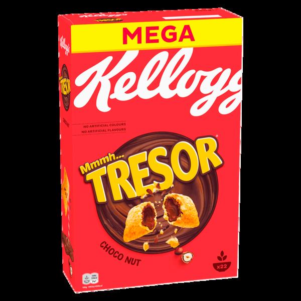 Kellogg's Tresor Choco Nut 660g