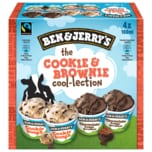 Ben & Jerry's Eis The Cookie & Brownie Cool-lection 400ml