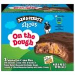 Ben & Jerry's slices On the dough Eis 3x89ml, 266ml