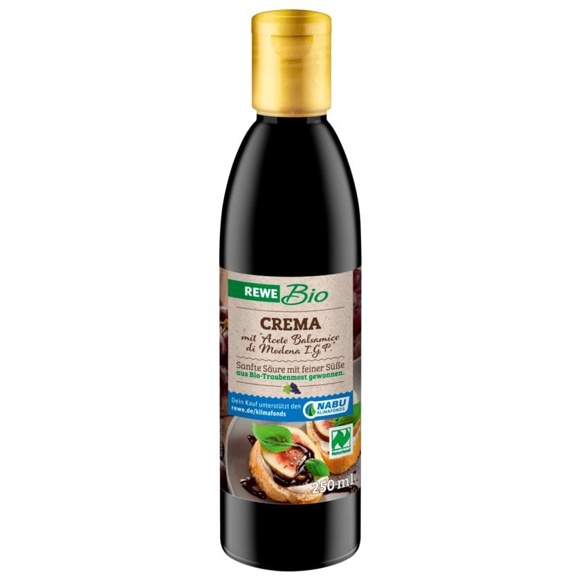 REWE Bio Crema mit Aceto Balsamico 250ml