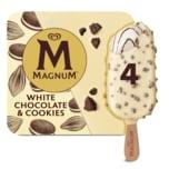 Magnum White Chocolate & Cookies Familienpackung 4x90ml