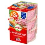 Feinkost Popp Heringssalat 3x40g