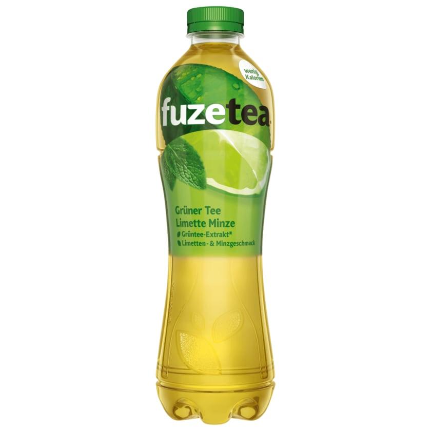Fuze Tea Grüner Tee Limette Minze 1l