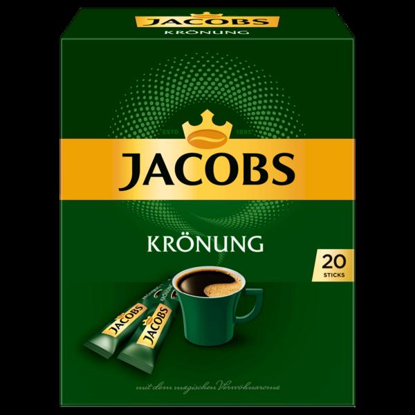 Jacobs Krönung 20 Kaffesticks