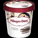 Häagen-Dazs Cookies & Cream Eis 460ml