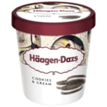Häagen-Dazs Cookies & Cream Eis 460ml