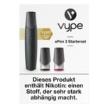 Vype ePen3 Starterset schwarz 12mg/ml