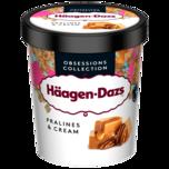 Häegen-Dazs Pralines & Cream 460ml