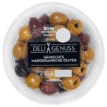 Deli Genuss Gemischte Marokkanische Oliven 150g