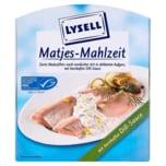 Lysell Matjesmahlzeit mit herzhafter Dill-Sauce 200g