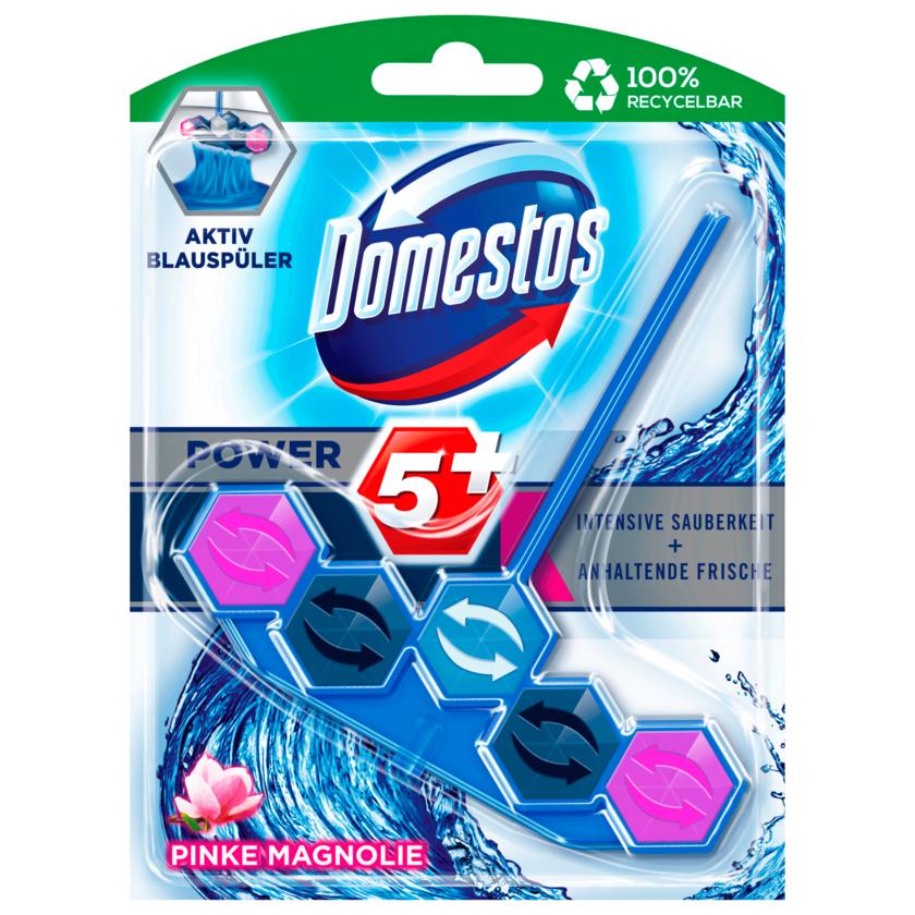 Domestos WC Stein Power 5+ Pinke Magnolie 53g