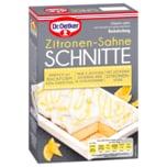 Dr. Oetker Zitrone Sahne Schnitte 243g