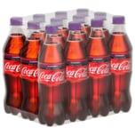 Coca-Cola Cherry ohne Zucker 12x0,5l