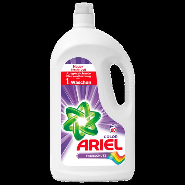 Ariel Color Waschmittel flüssig 3,3l, 60WL