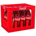 Coca-Cola Cherry ohne Zucker 12x1l