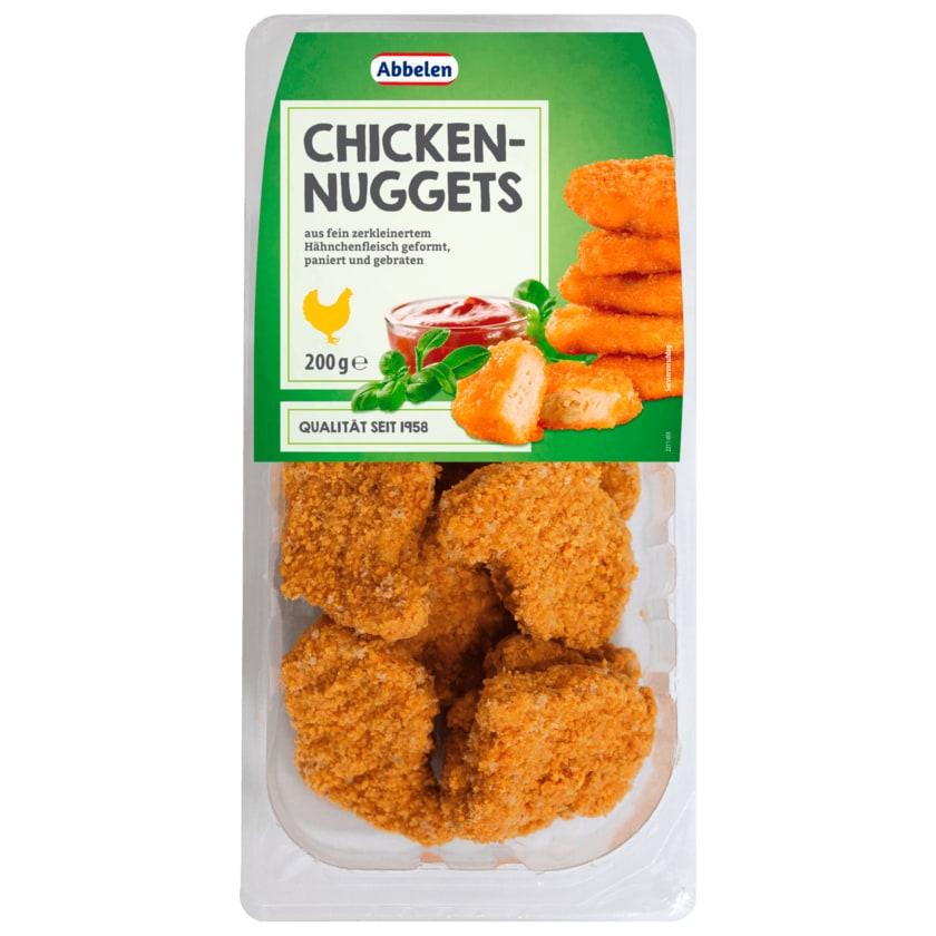 Abbelen Chicken-Nuggets 200g