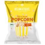 Heimatgut Bio Popcorn Süß & Salzig 90g