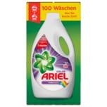 Ariel Colorwaschmittel flüssig Farbschutz 2x2,75l, 100WL
