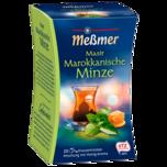Meßmer Masir Marokkanische Minze mit Honig 20x2g