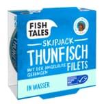Fish Tales Skipjack Thunfisch in Wasser 160g