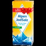 Bad Reichenhaller Jodsalz + Flourid + 10% gratis 550g
