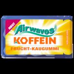 Airwaves Koffein Frucht - Kaugummi 27g
