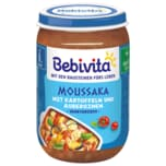 Bebivita Moussaka mit Kartoffeln und Auberginen vegetarisch 220g