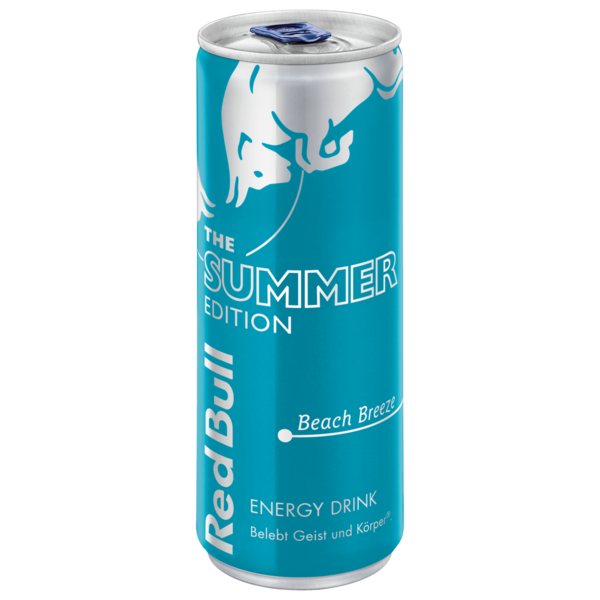 Red Bull Summer Edition Beach Breeze 0,25l