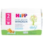 HiPP Babysanft Extra weiche Windeln, Mini Gr.2 3-6 kg, Größe 56-68, 31 Stück