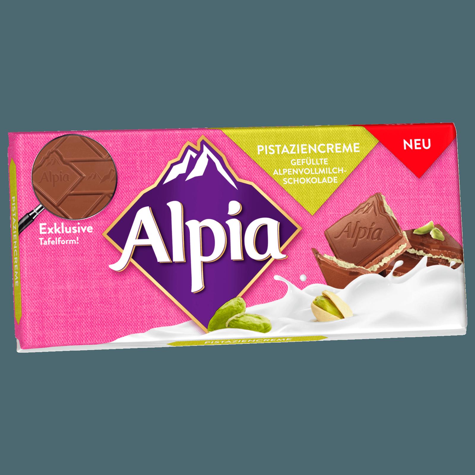 Alpia Pistaziencreme 100g