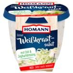 Homann Feiner Weißkrautsalat 400g