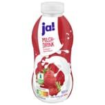 ja! Milch-Drink Erdbeer-Geschmack 500ml