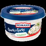 Homann Quark & Gurke Brotaufstrich 150g