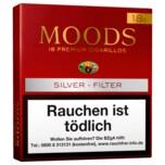 Moods Silver-Filter 18 Stück