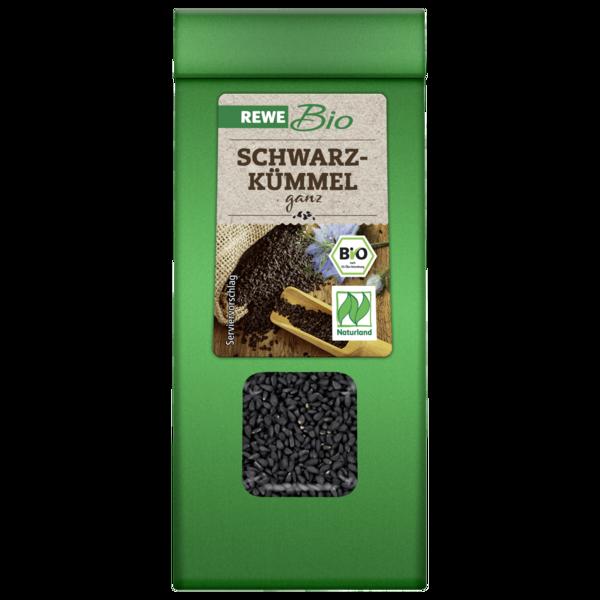 Rewe Bio Schwarzkümmel ganz 50g