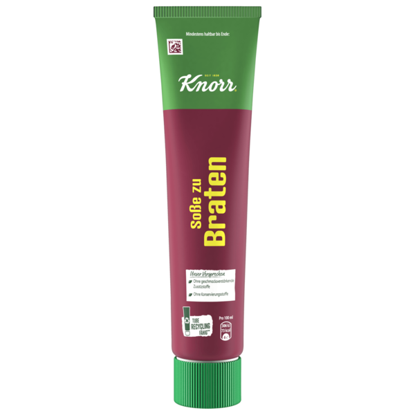 Knorr Sauce zu Braten 150ml Tube 1,1l