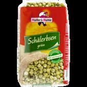 MM Grüne Schälerbsen 500g
