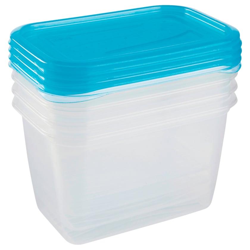 Keeper Frischhaltedose blau 0,75L