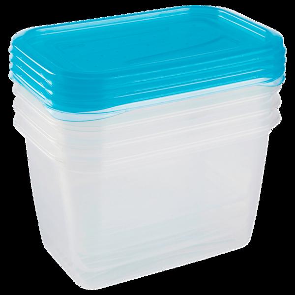 Keeeper Frischhaltedose Fredo Fresh blau 0,75 l