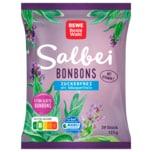 REWE Beste Wahl Salbei Bonbons zuckerfrei 125g