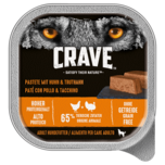 Crave Hundefutter Huhn & Truthahn 300g
