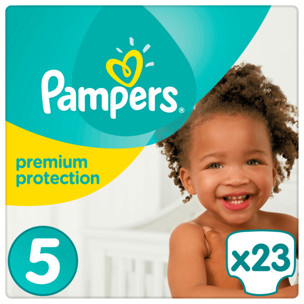 Pampers PREMIUM PROTECTION Windeln Gr.5 Junior 11-16kg Einzelpack 23ST