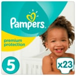 Pampers Premium Protection Gr.5 11-16kg 23 Stück
