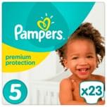 Pampers Premium Protection Gr.5 11-16kg 23 Stück