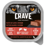 Crave Hundefutter Lachs & Truthahn 300g