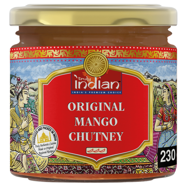 Truly Indian Mango Chutney Original 230g