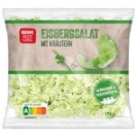 REWE Beste Wahl Eisbergsalat mit Kräutern 175g