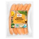 REWE Regional Wiener Würstchen 4x50g, 200g